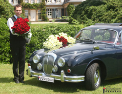 Rote Rosen für die Liebste