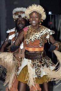 Rohbaufest des zweiten Themenhotels MATAMBA