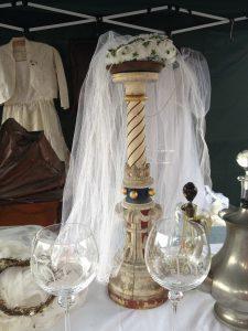 Brautkleid vom Flohmarkt
