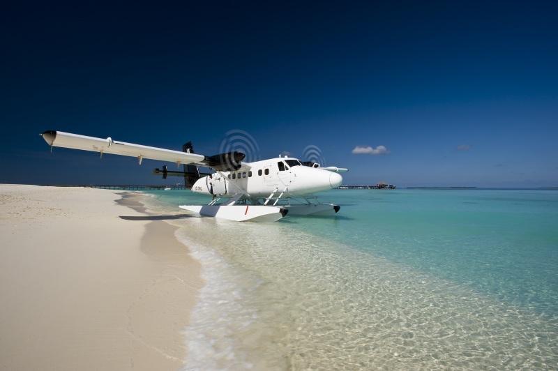 Flitterwochen auf den Malediven