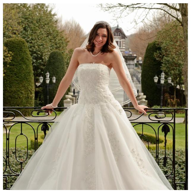 Aktuelle Brautmode