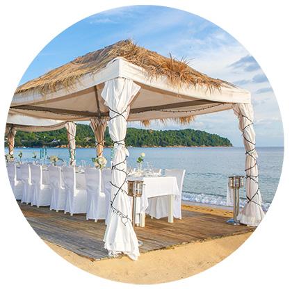Hochzeitsratgeber - Hochzeit & heiraten im Ausland