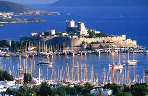 Hafen von Bodrum