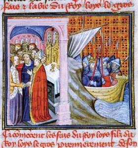 Hochzeit & Heiraten früher: Eleonore von Aquitanien