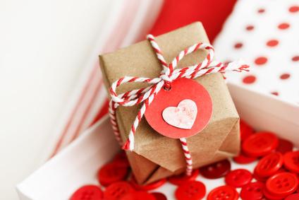 Handgemachte Geschenk-Box