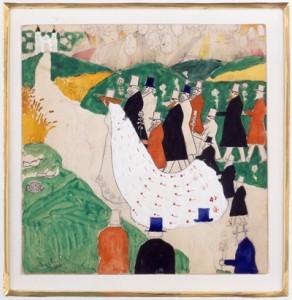An Farbenfreudigkeit und entzückender Verspieltheit ist dieses Bild aus dem Jahre 1903 kaum zu übertreffen. © Sammlung Ludwig
