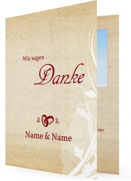 Danksagungskarten - Dankkartendruckerei.de