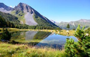 Die Hochzeitreise, wo geht es hin? Vielleicht nach Tirol?