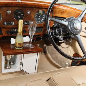 Bentley Hochzeitslimousine