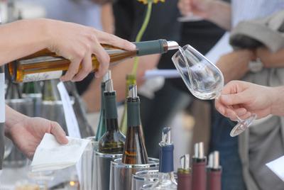Weinprobe vor der Hochzeit - Jungweinprobe auf Schloss Bensberg